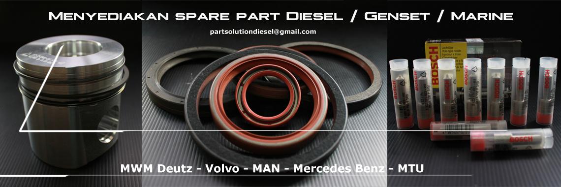 sparepart MTU MAN DEUTZ MWM Volvo
